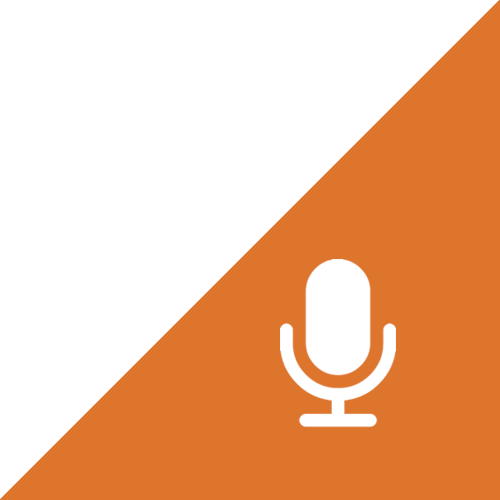 microphone icon that links to president speeches