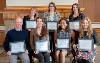 2014 Women's Commission Award Recipients