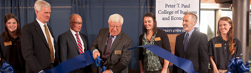 unh ribbon cutting ceremony