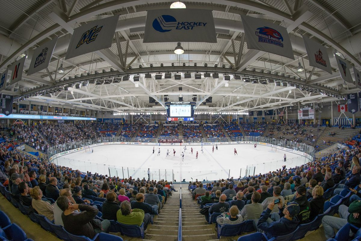 Whittemore Center Arena Towse Rink University Of New