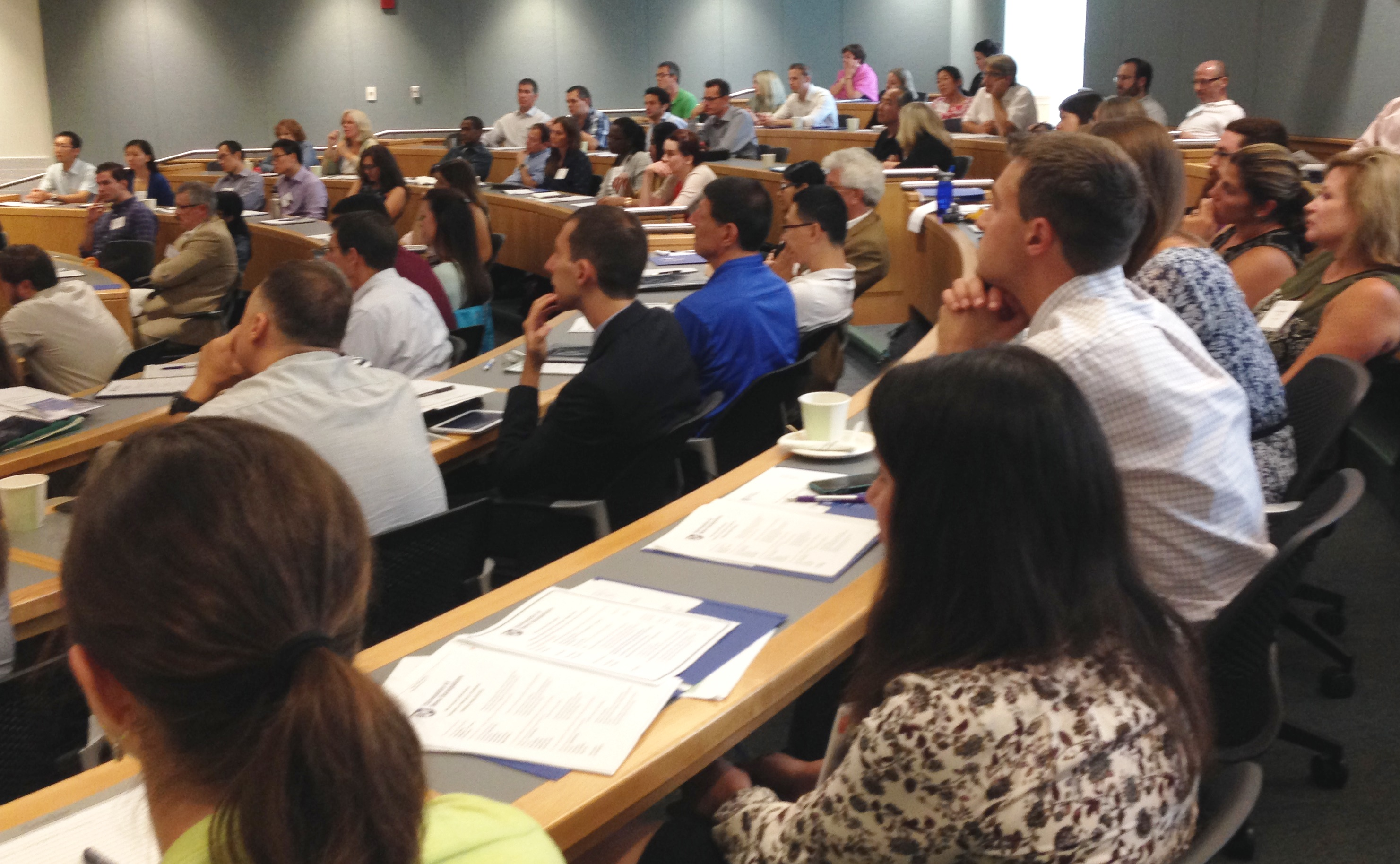 New Faculty Orientation 2015
