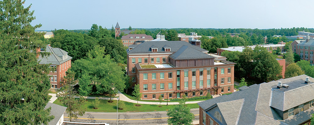 UNH Thompson Hall