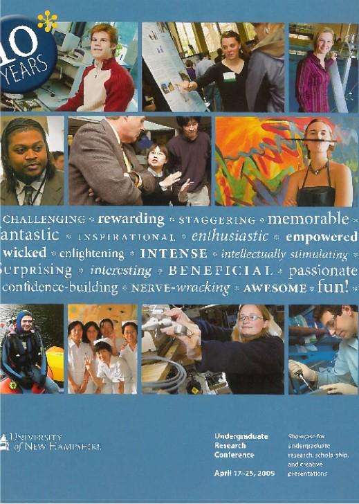 2009 URC Program