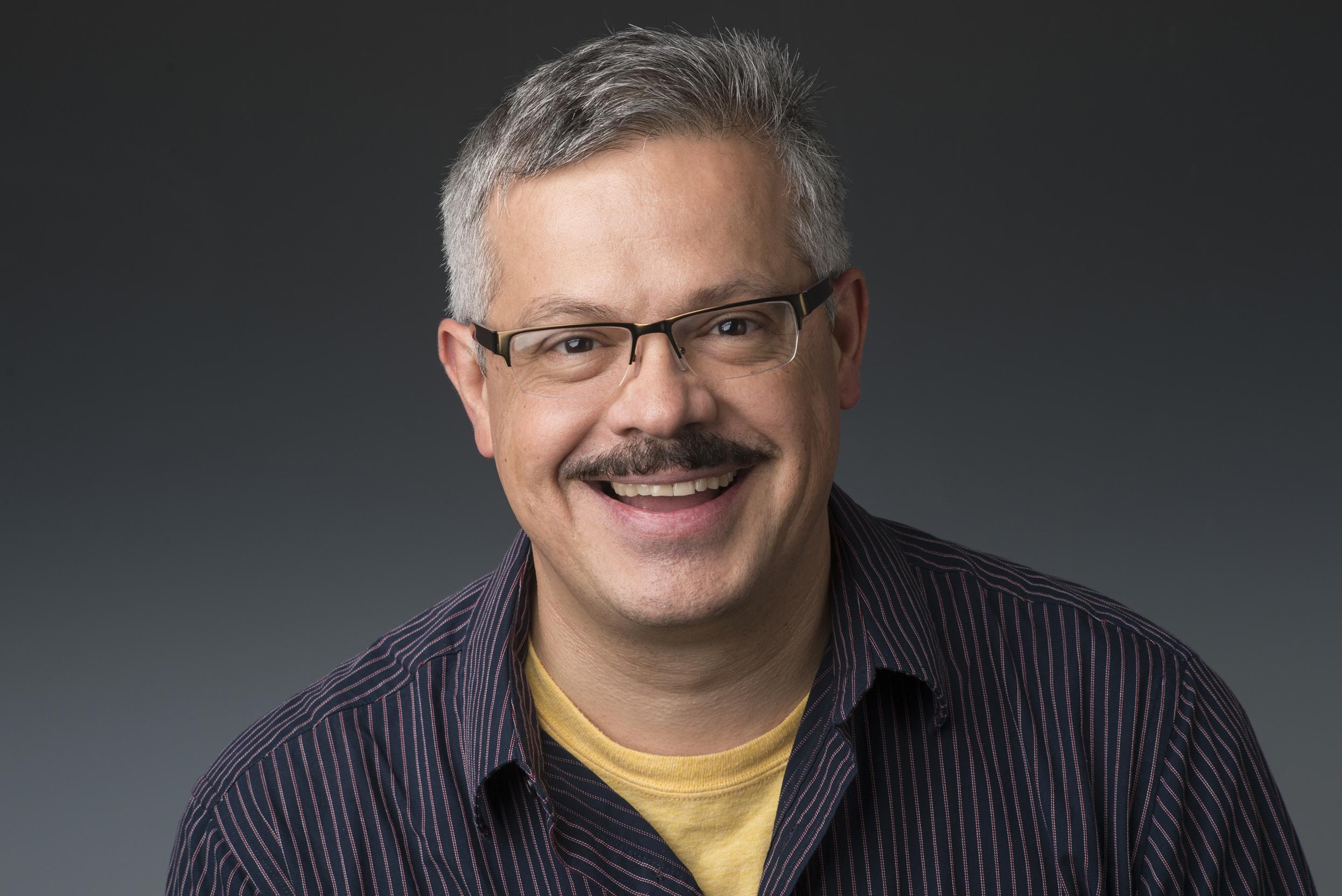 UNH professor Daniel Chavez