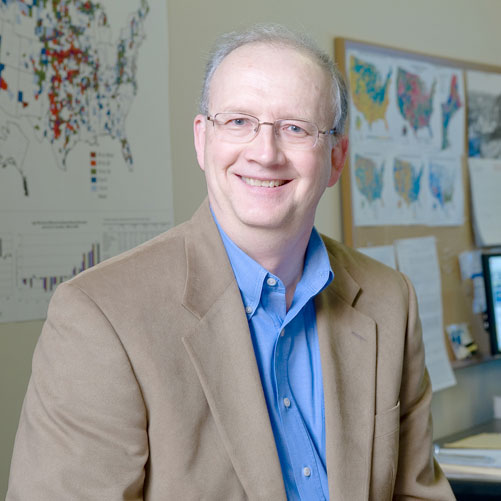 Ken Johnson Named Carnegie Fellow