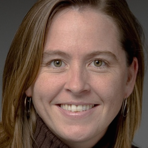 UNH anthropology professor Eleanor Harrison-Buck