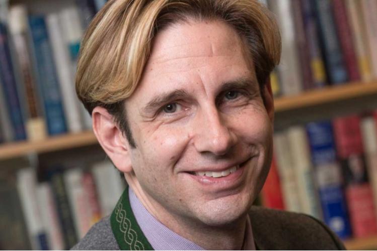 UNH professor Joseph Sabia