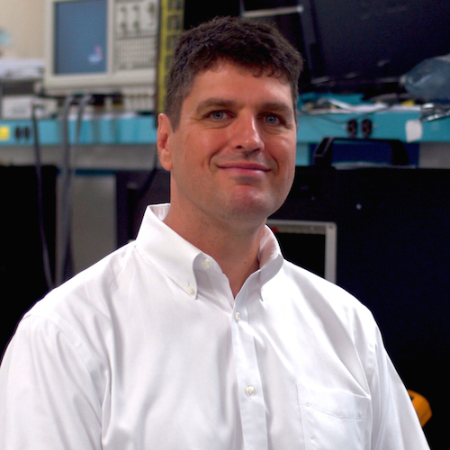 Space physics researcher Nathan Schwadron
