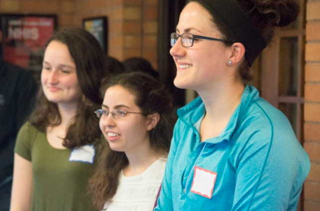 UNH students who received study abroad scholarships