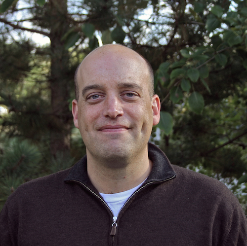 CCOM researcher Tom Weber