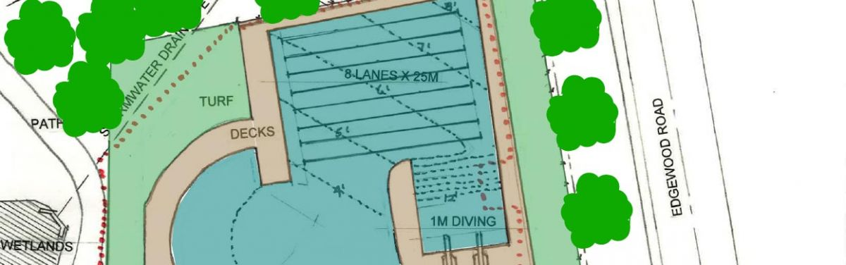 New UNH Outdoor Pool plan