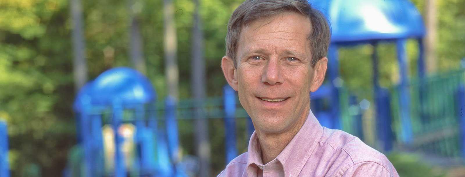 UNH Prof. David Finkelhor, director of the Crimes Against Children Research Center