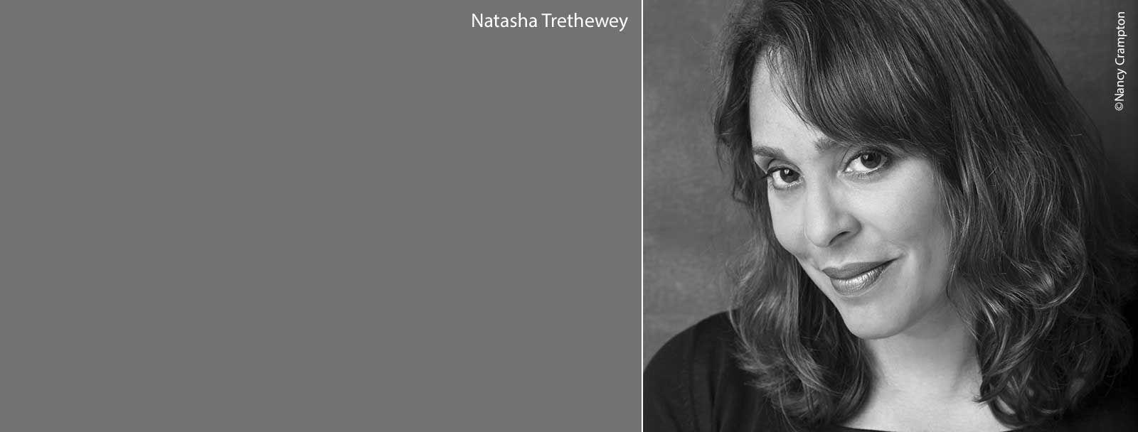 Poet Natasha Trethewey