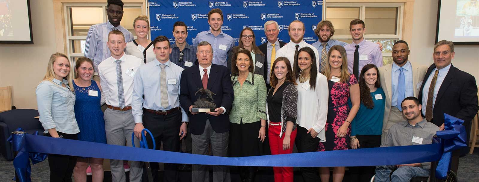 UNH Watkins Center for Student-Athlete Excellence