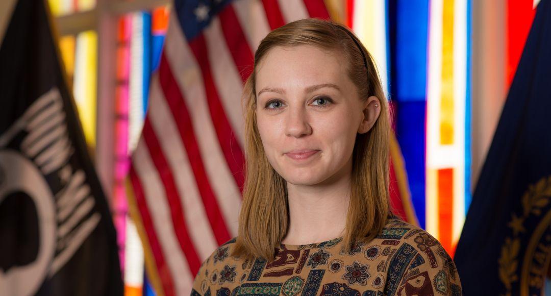 UNH graduate Samantha Howard