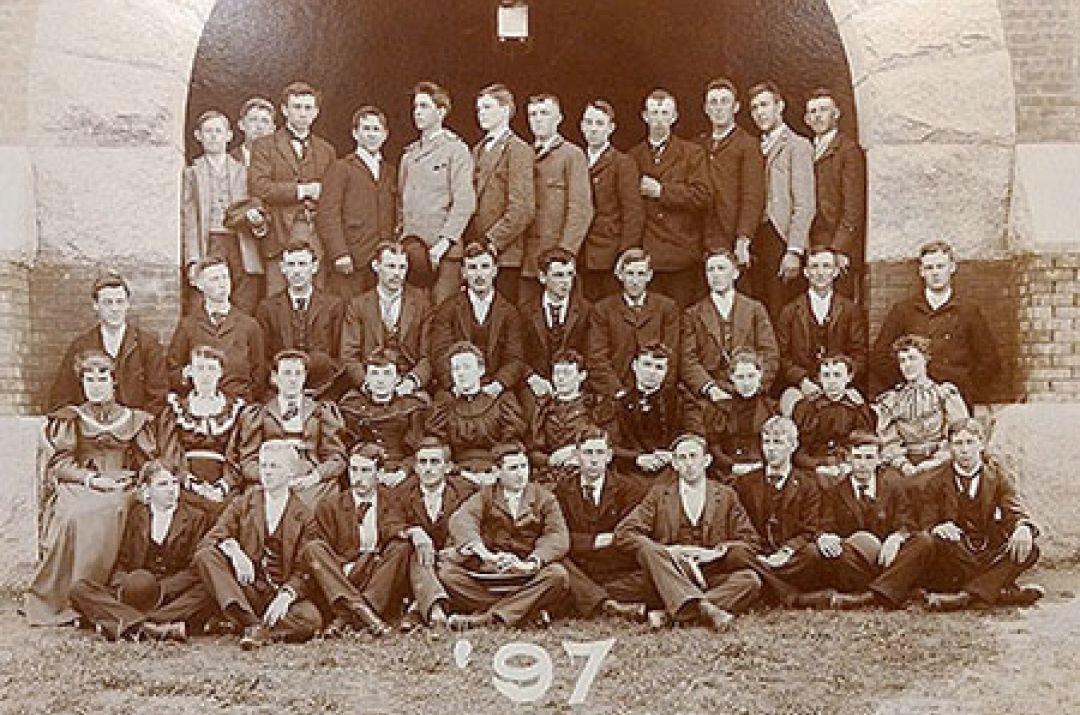 Freshman, Class of 1897