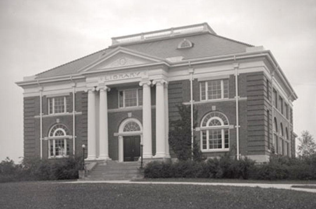 Hamilton Smith Library, 1919