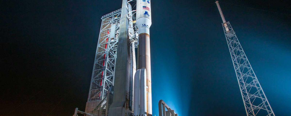 NASA rocket with UNH-built instrumentation on board