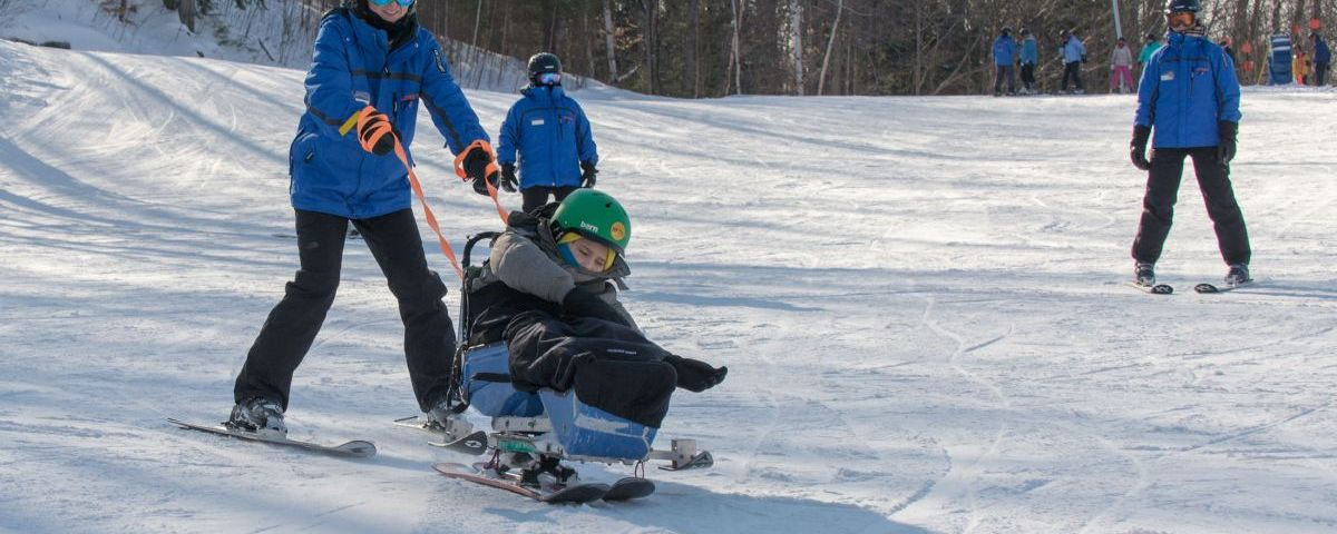 Occupational Therapists on the Ski Slopes
