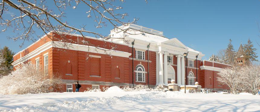 Hamilton Smith Hall