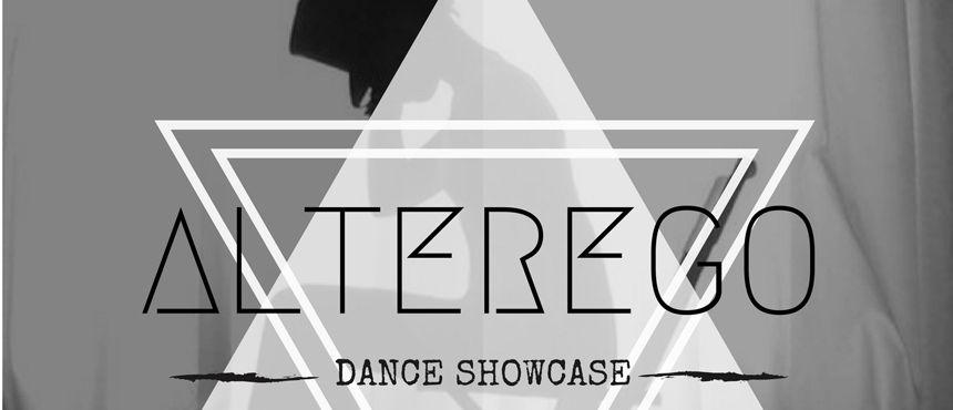 Alter Ego Dance Showcase flyer