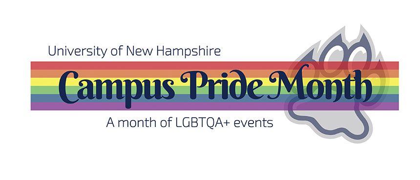 Campus Pride Month logo