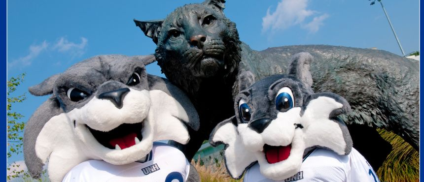 Welcome to UNH, Wildcats!