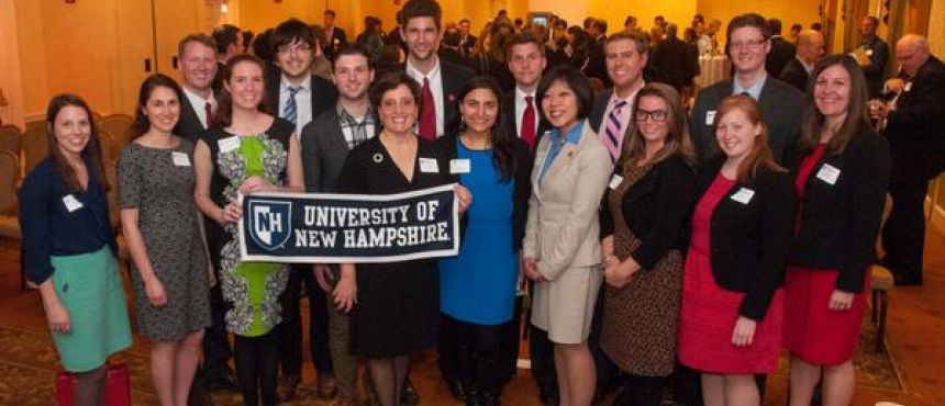 UNH alumni of TWC program gather at annual spring networking event