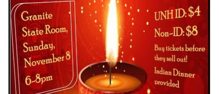 Diwali, Nov 8