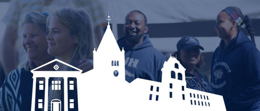 families and UNH's three campuses
