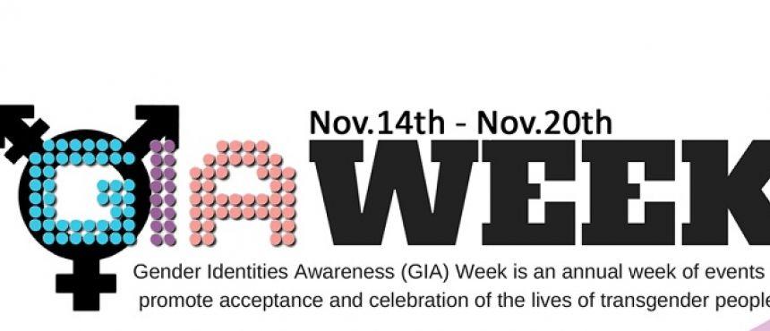 GIA week logo