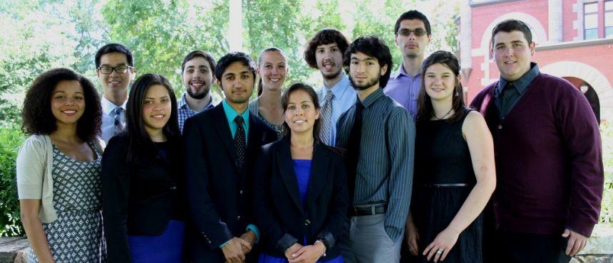 2015 McNair Scholars
