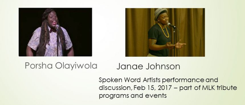 spoken word artists photos