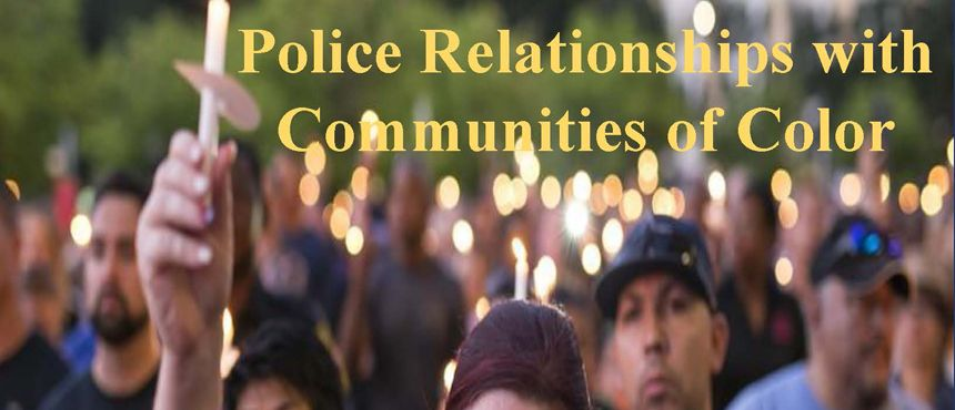 Police Relations flyer photo