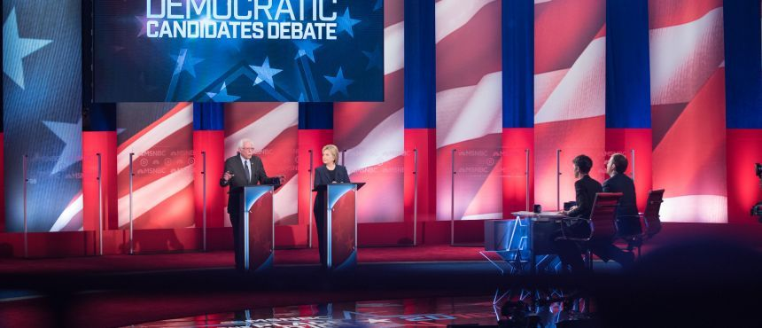 democratic debate at unh 2016