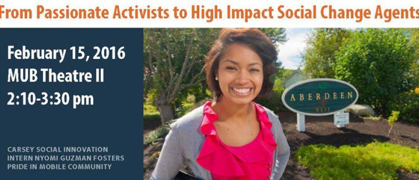 Social Entrepreneurs flyers