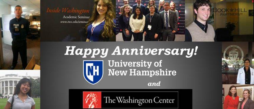 Celebrating 40 years of affiliation