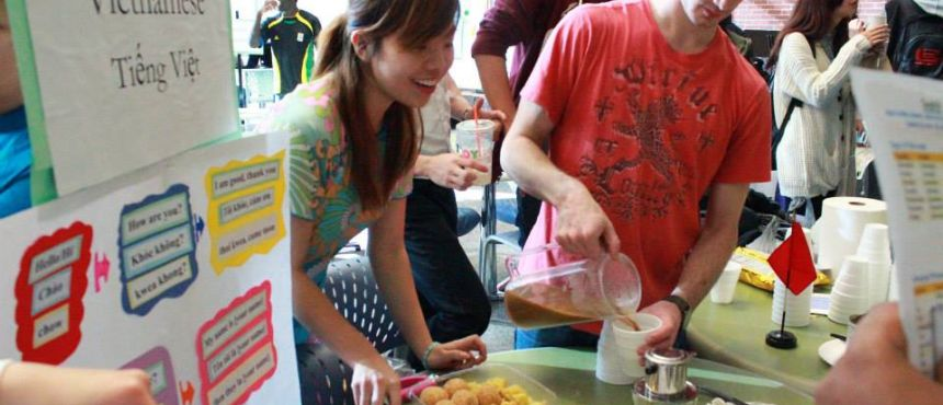 Lean more about the Pho Challenge with the Vietnamese Student Association during International Education Week, Sat, Nov 7, 6-9pm, MUB