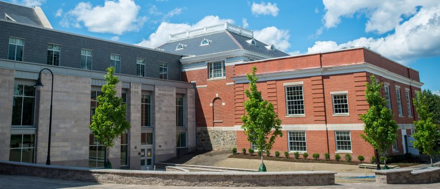 The newly renovated Hamilton Smith is open to Faculty and Staff