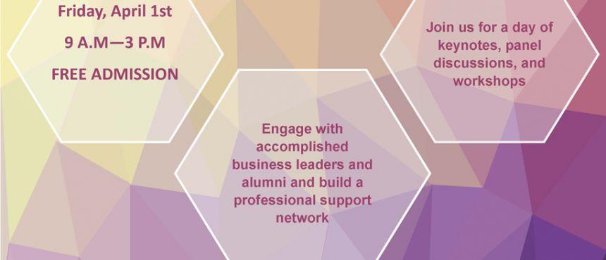 Women in Business flyer