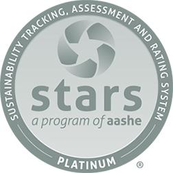 Sustainability Stars Platinum logo