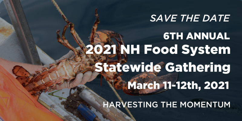 6th Annual NH Food System Statewide Gathering