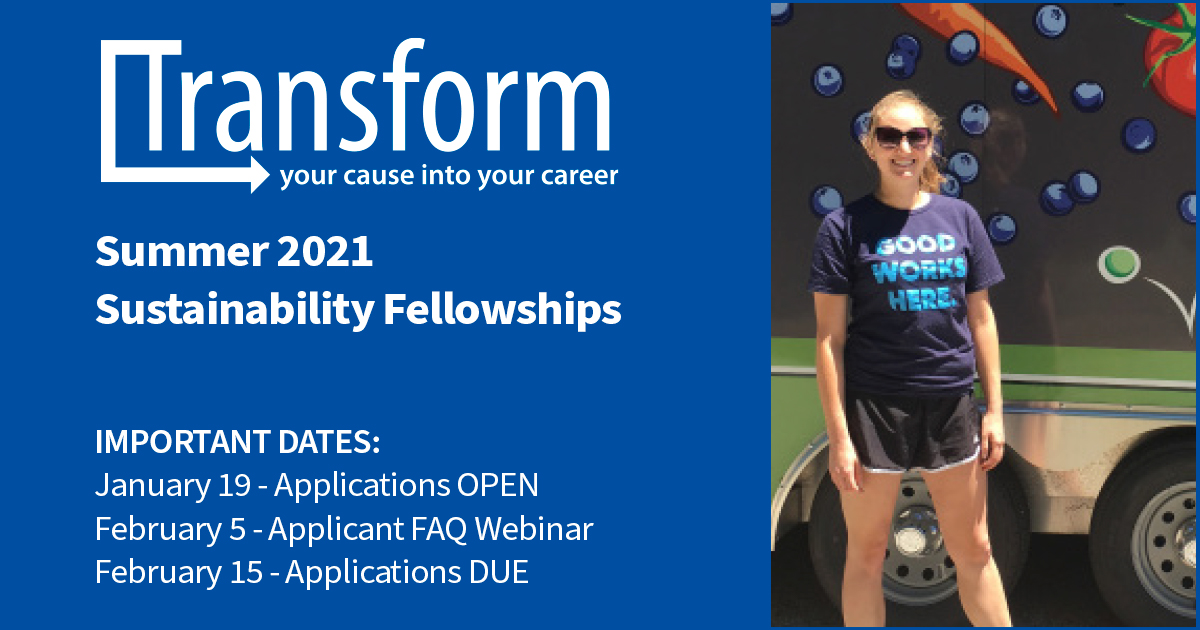 Sustainability Fellowships Applicant Info-Session