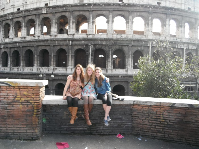 Spring Break: UK and Italy