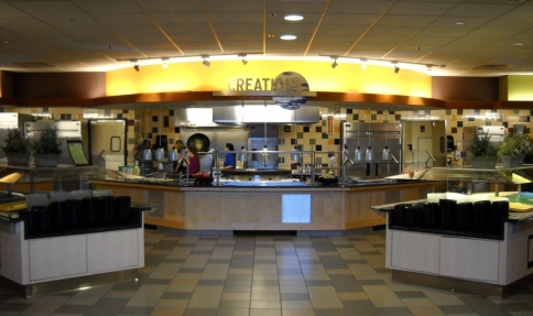What Dining Hall is Your Favorite?