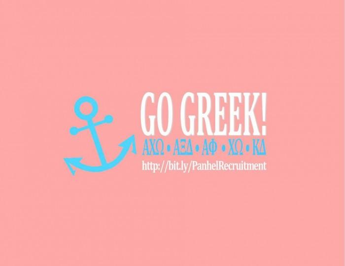 Girls Gone Greek: A Recruitment Story