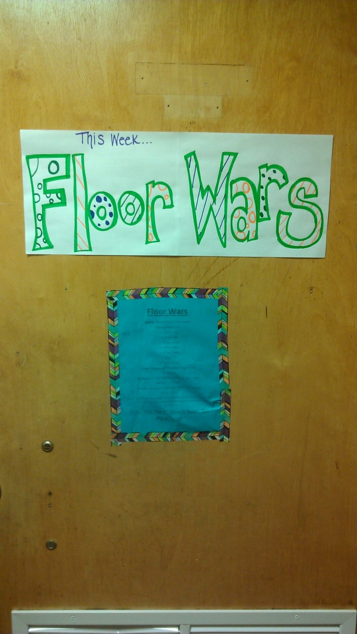 The Great Floor Wars