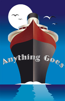 In Rehearsal: Anything Goes