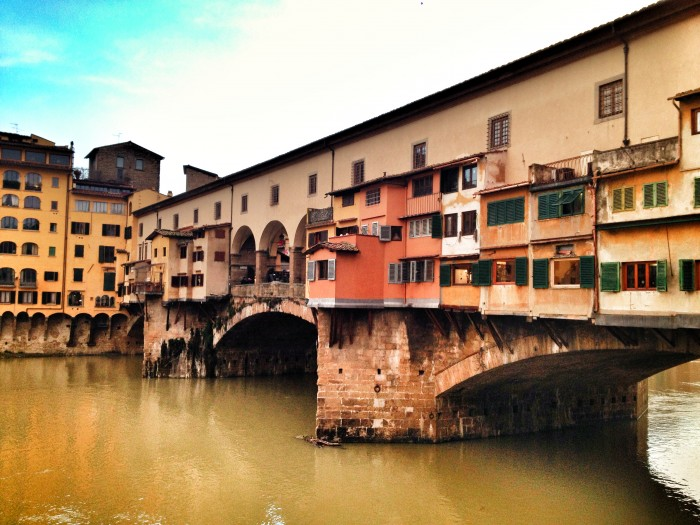 Buongiorno, Firenze!