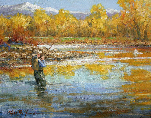 UNH's Coolest Courses [Part 3]: Fly Fishing and the American Experience